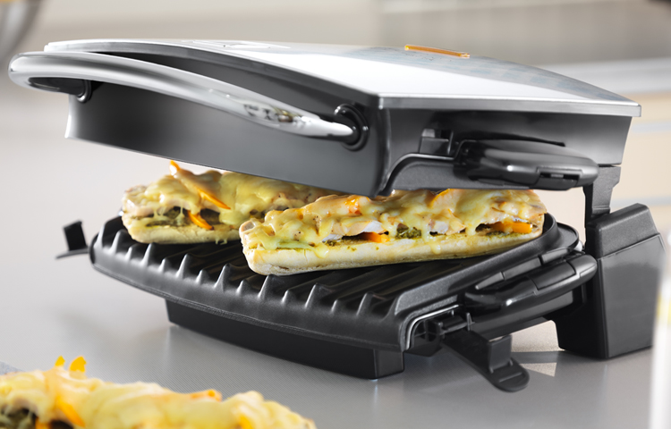 George foreman grills - Largest george foreman grill with removable plates ...